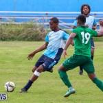 Football St George's vs BAA Bermuda, January 1 2017-52