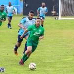 Football St George's vs BAA Bermuda, January 1 2017-54