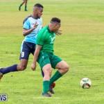 Football St George's vs BAA Bermuda, January 1 2017-56