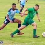 Football St George's vs BAA Bermuda, January 1 2017-57