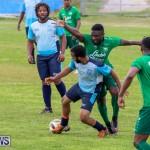 Football St George's vs BAA Bermuda, January 1 2017-69