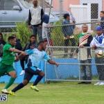 Football St George's vs BAA Bermuda, January 1 2017-71
