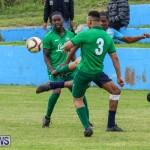Football St George's vs BAA Bermuda, January 1 2017-74