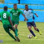 Football St George's vs BAA Bermuda, January 1 2017-78