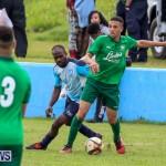 Football St George's vs BAA Bermuda, January 1 2017-80