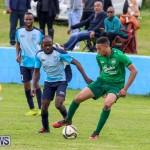 Football St George's vs BAA Bermuda, January 1 2017-81