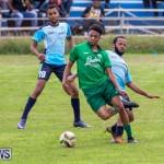 Football St George's vs BAA Bermuda, January 1 2017-96