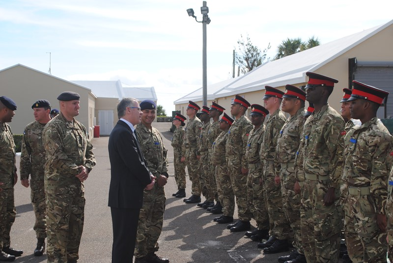 Governor Visits RBR Recruits (3)