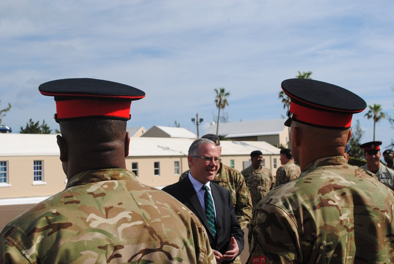 Governor Visits RBR Recruits (5)