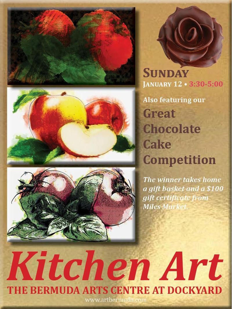 Kitchen Art Bermuda January 2017