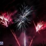 New Years Eve Fireworks Bermuda, December 31 2016-23
