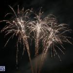 New Years Eve Fireworks Bermuda, December 31 2016-31