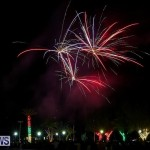 New Years Eve Fireworks Bermuda, December 31 2016-5
