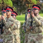 Royal Bermuda Regiment Recruit Camp Passing Out Parade, January 28 2017-42