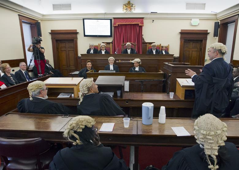 Supreme Court Special Sitting 2017 Bermuda  (2)
