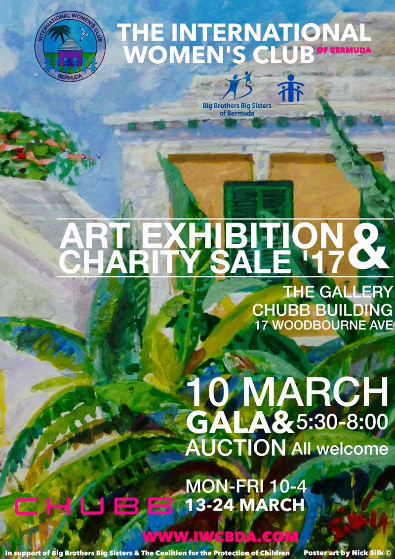 Art Exhibition Bermuda February 2017