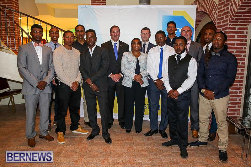 BTC Apprentices Bermuda, February 1 2017