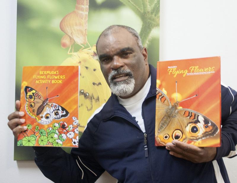 Bermuda's butterflies February 2017 (1)