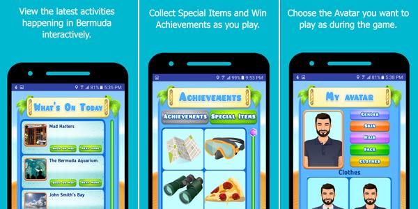 Bermudian Designed Mobile Game Bemuda Feb 2 2017 TC