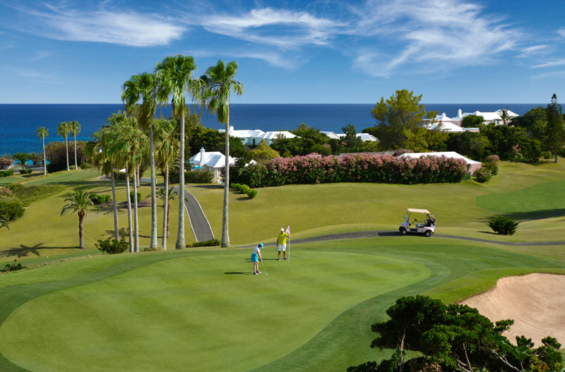 Fairmont Southampton Turtle Hill Golf Club Bermuda Feb 21 2017 (2)