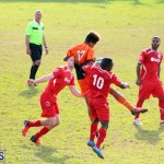 Football First & Premier Division Bermuda Jan 29 2017 (17)