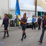 Girl Guides Thinking Day Service Bermuda, February 19 2017-161