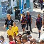 Girl Guides Thinking Day Service Bermuda, February 19 2017-26