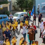 Girl Guides Thinking Day Service Bermuda, February 19 2017-28