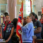 Girl Guides Thinking Day Service Bermuda, February 19 2017-33