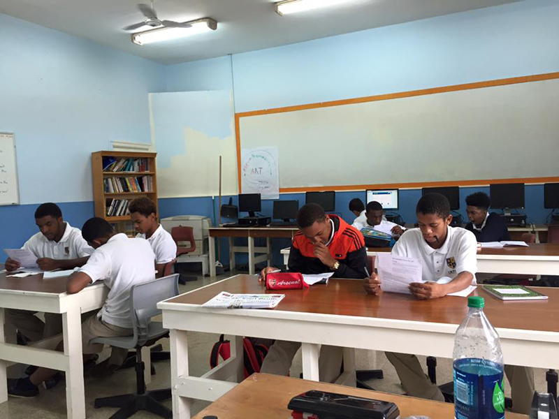 Impact Mentoring Academy Bermuda Feb 13 2017