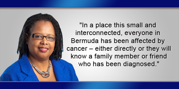 Lynne Woolridge Bermuda February 7 2017