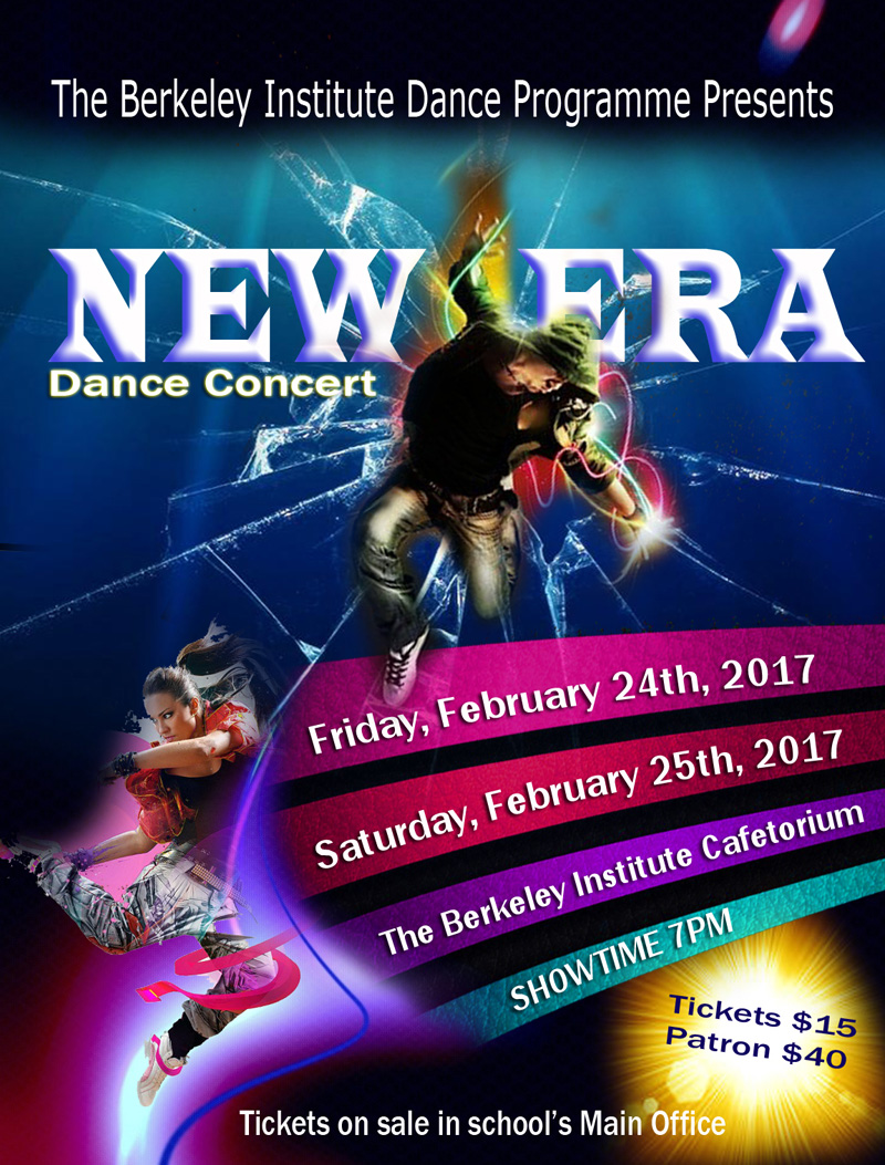 New Era Dance Concert Bermuda February 2017