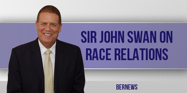 Sir John Swan on Race Relation TC 3