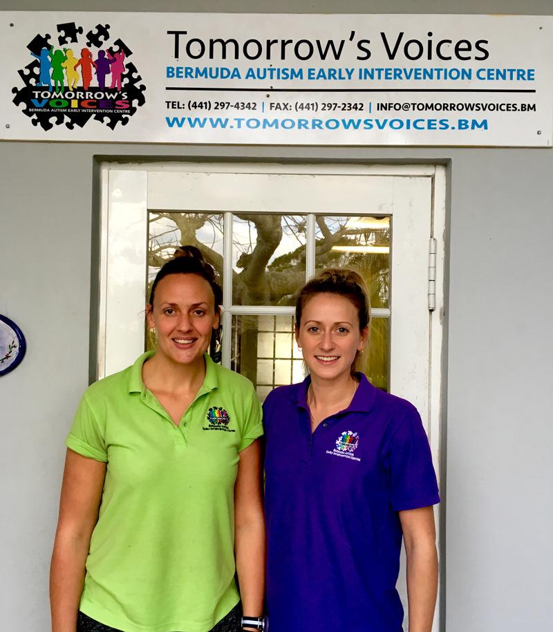 Tomorrow's Voices Bermuda February 2017