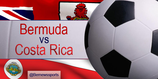 bermuda costa rica football TC generic 6654
