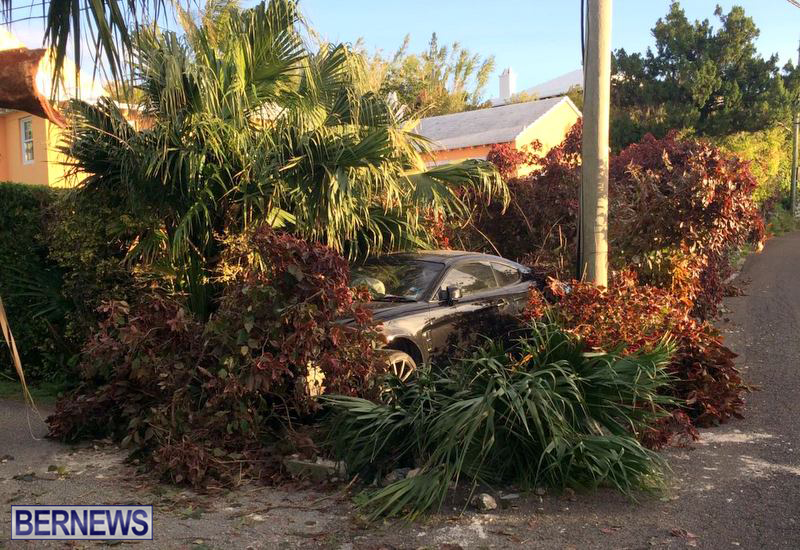 car collision bermuda feb 12 2017 (3)