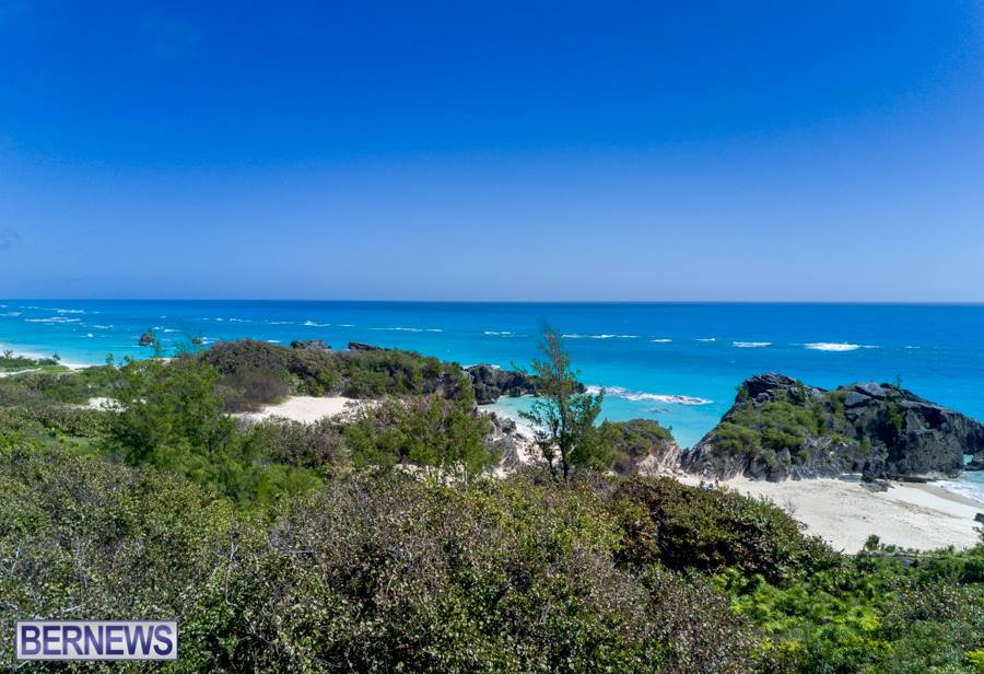 317 Sunday's weather in Bermuda was amazing to say the least