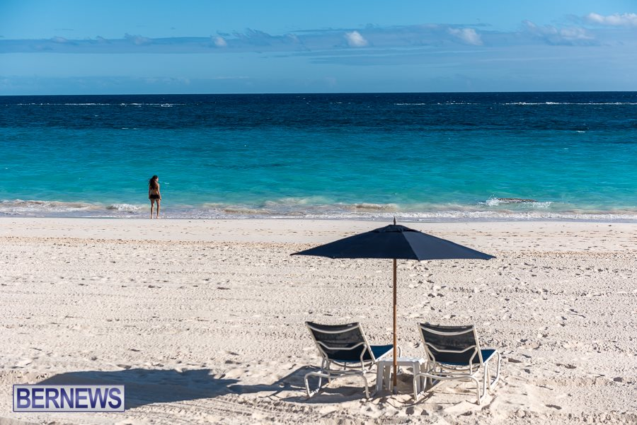 348 Any day on a Bermuda beach, is a great day
