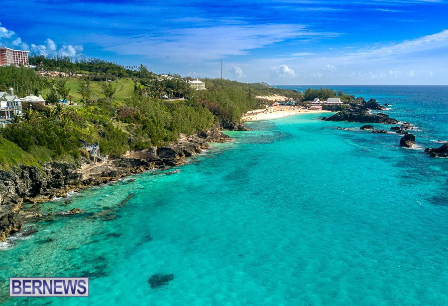 418 What an absolutely stunning country Bermuda is