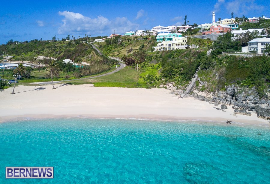 444 Bermuda's waters this time of year is simply stunning from any angle