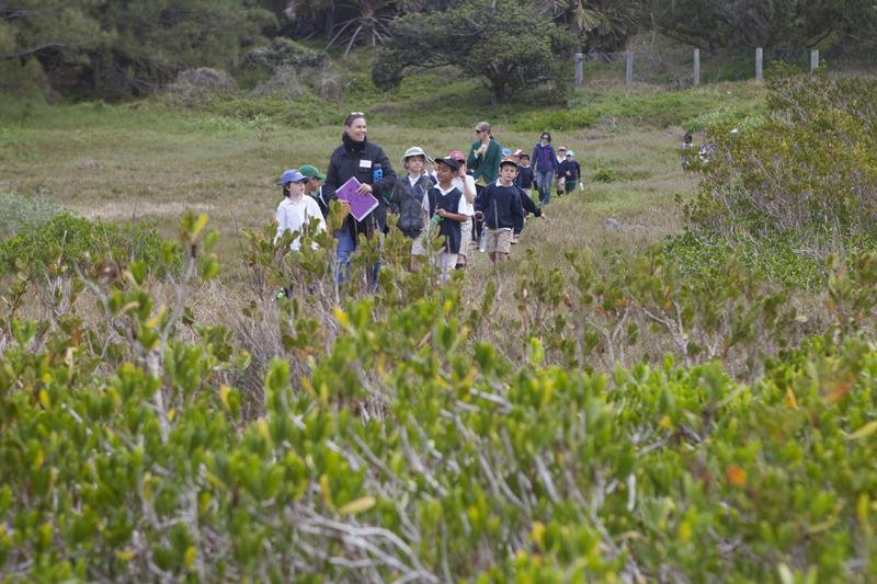 BNT Childrens Nature Walk bermuda march 30 2017 (2)