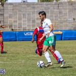 Bermuda Select vs New York Cosmos Football, March 19 2017-18