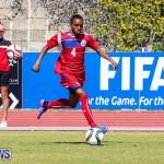 Bermuda Select vs New York Cosmos Football, March 19 2017-23
