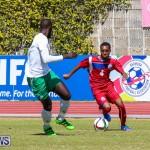 Bermuda Select vs New York Cosmos Football, March 19 2017-24