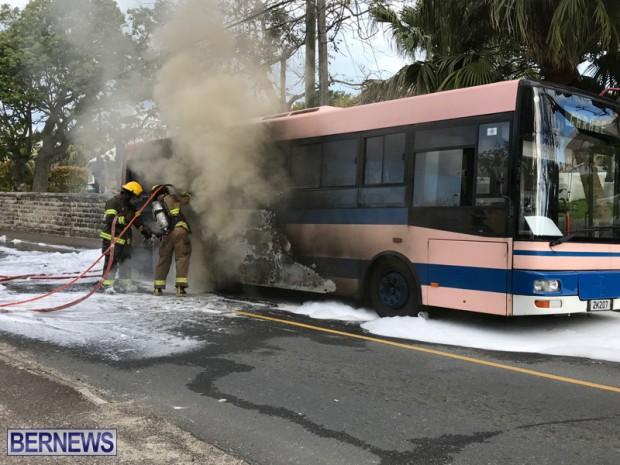 Bus Fire Bermuda March 7 2017 (7)