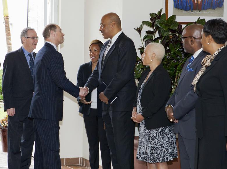 Duke of Edinburgh's International Award  Bermuda March 3 2017 (1)