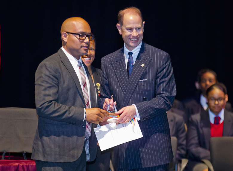 Duke of Edinburgh's International Award  Bermuda March 3 2017 (10)