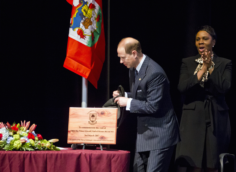 Duke of Edinburgh's International Award  Bermuda March 3 2017 (11)