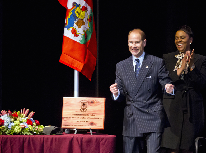 Duke of Edinburgh's International Award  Bermuda March 3 2017 (12)