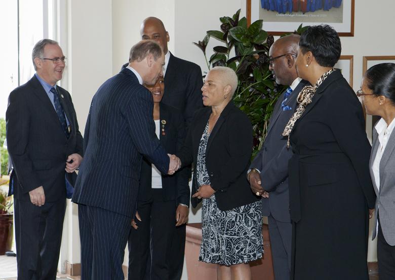 Duke of Edinburgh's International Award  Bermuda March 3 2017 (2)